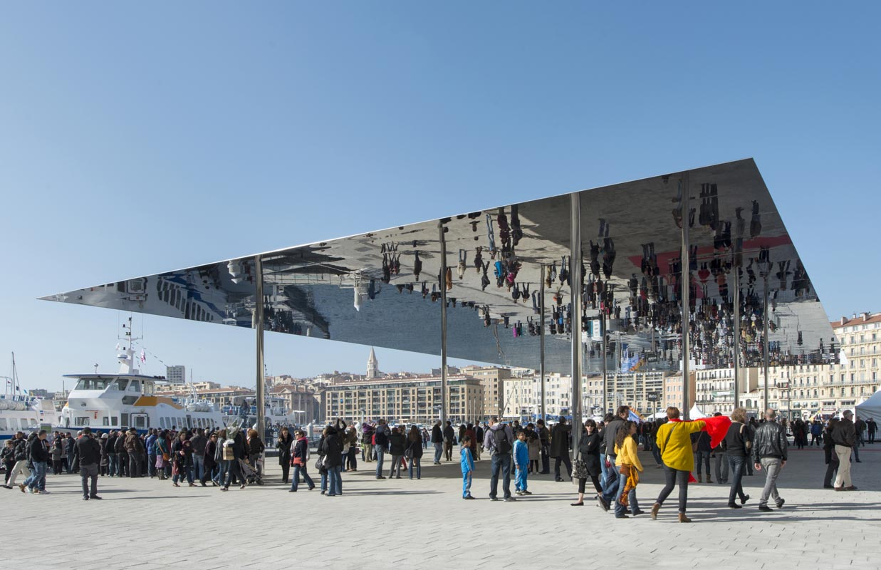 Marseille Vieux Port Projects Foster Partners