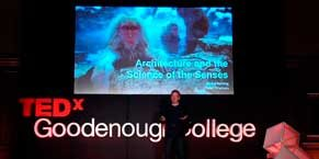 Stefan Behling. TedX: Architecture and the Science of the Senses