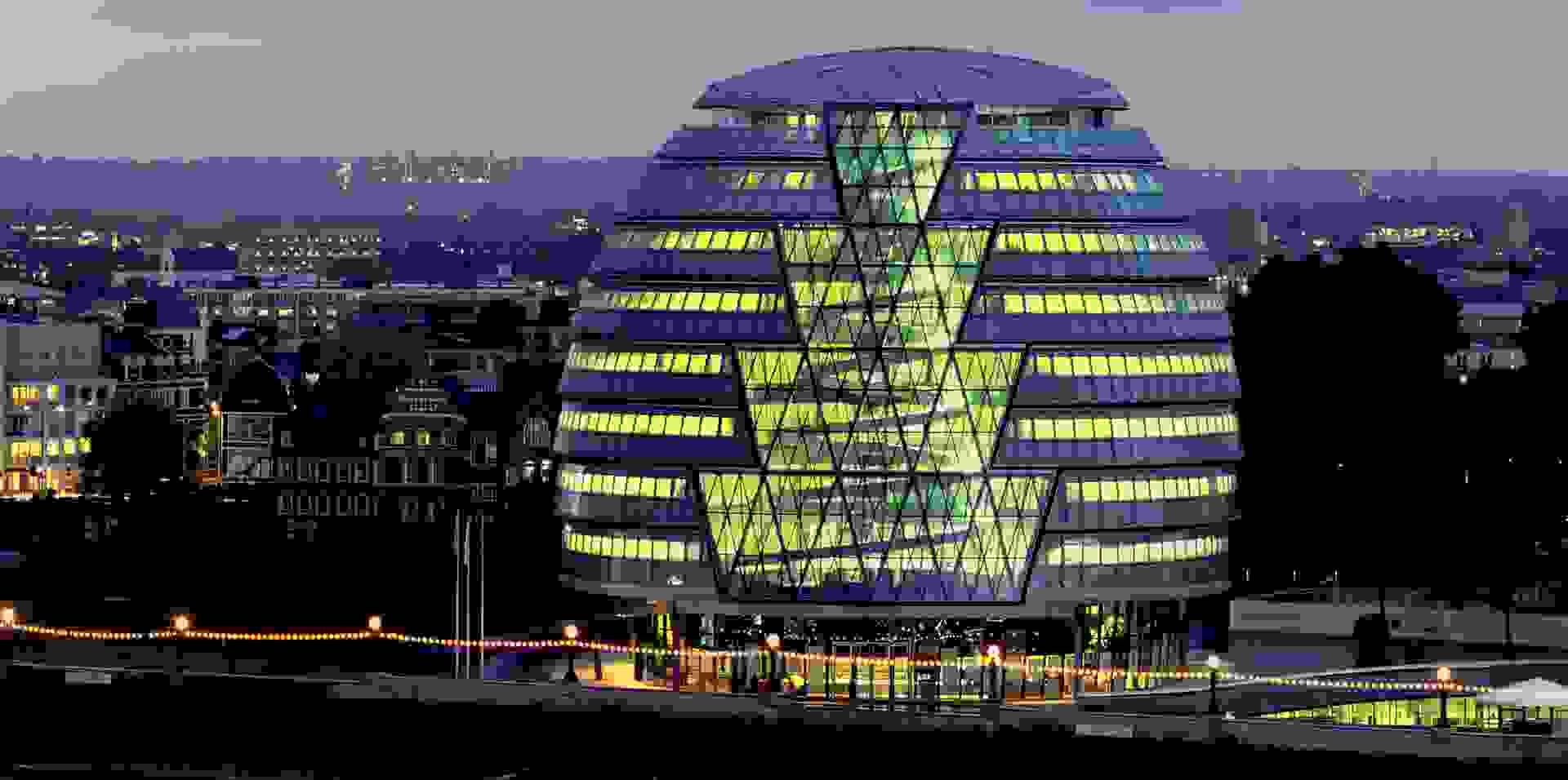 City Hall Architecture Projects Foster Partners