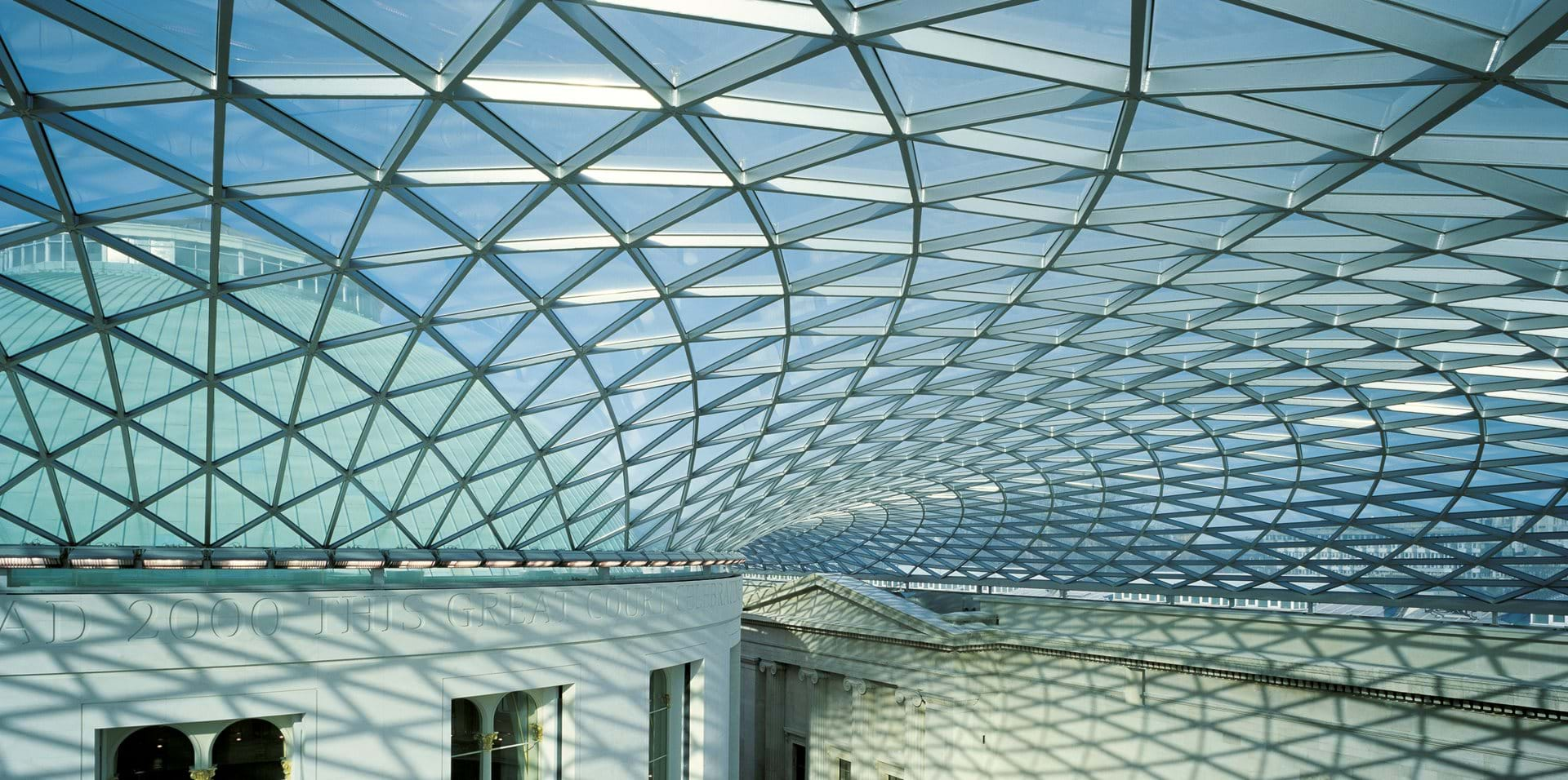 Great Court At The British Museum Foster Partners