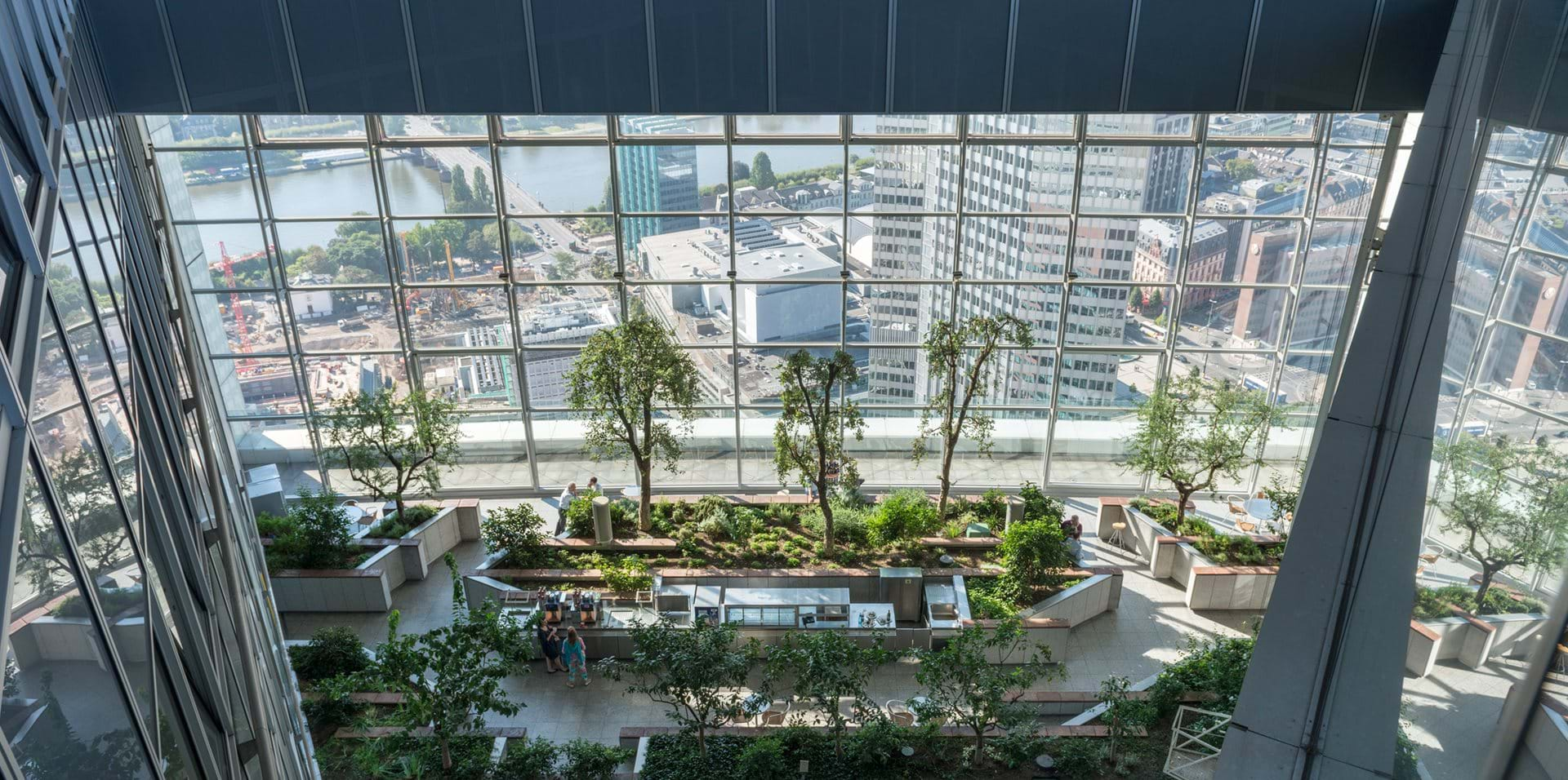 Commerzbank headquarters projects foster partners - Commerzbank london office ...