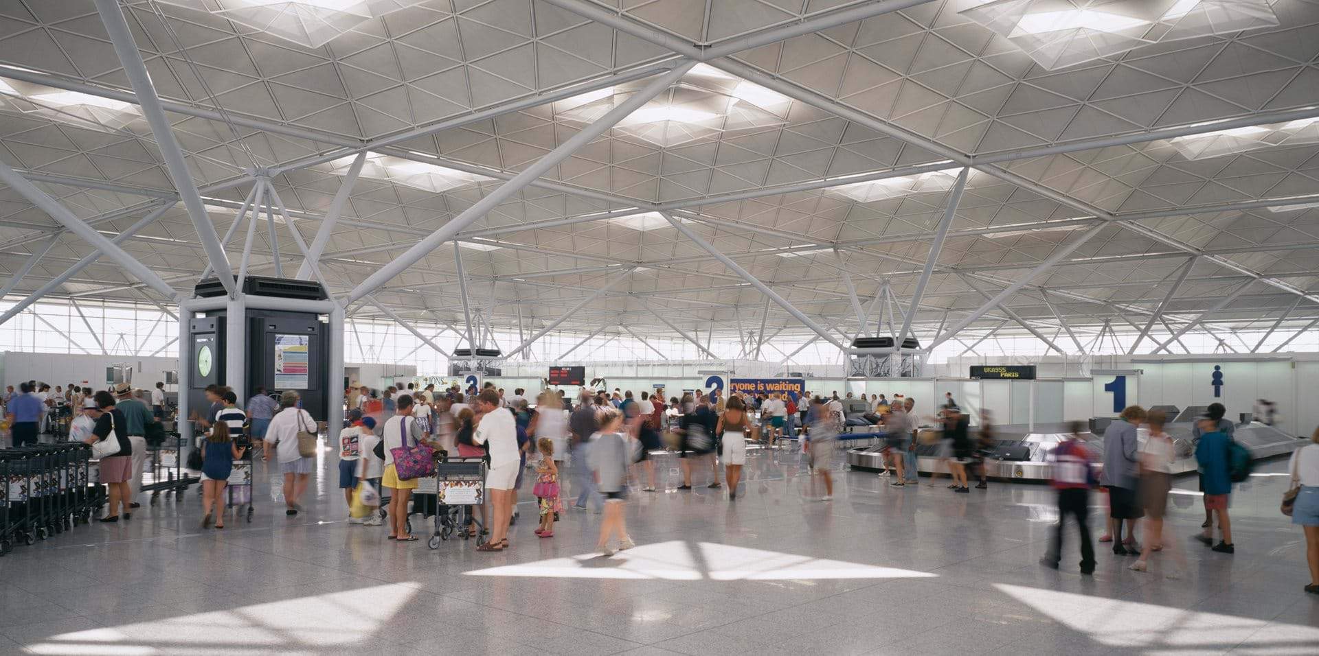 Stansted Airport Foster Partners