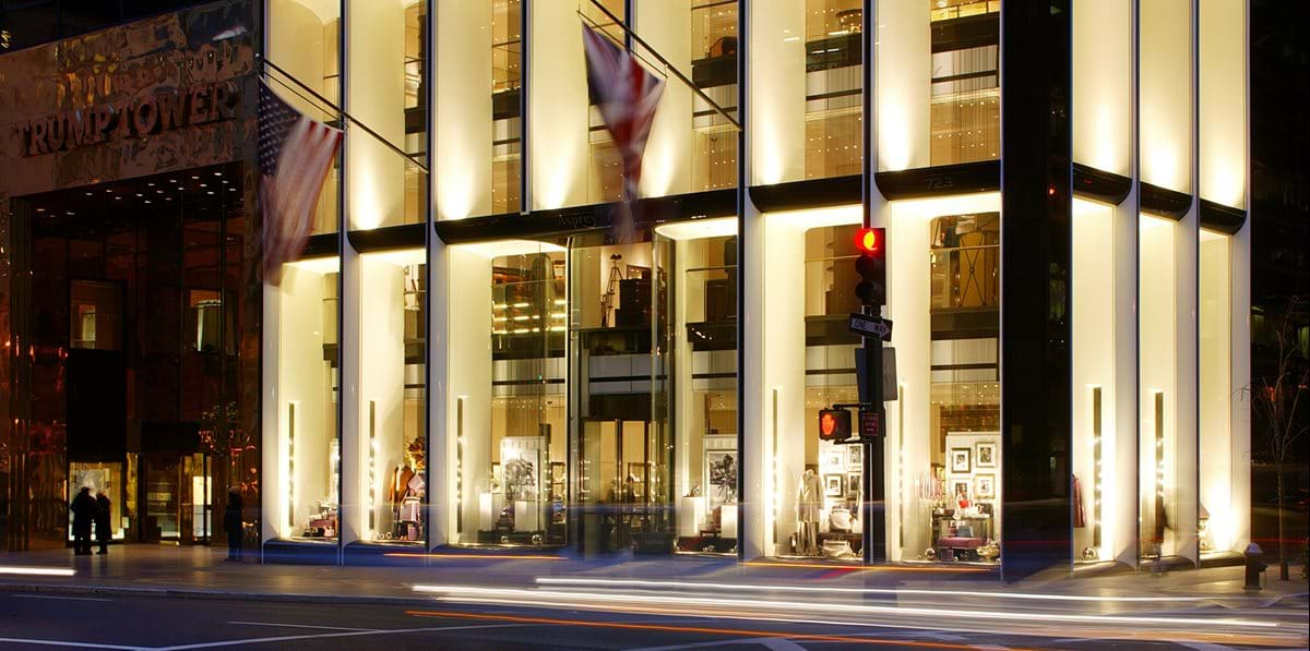 Asprey Store New York Foster Partners