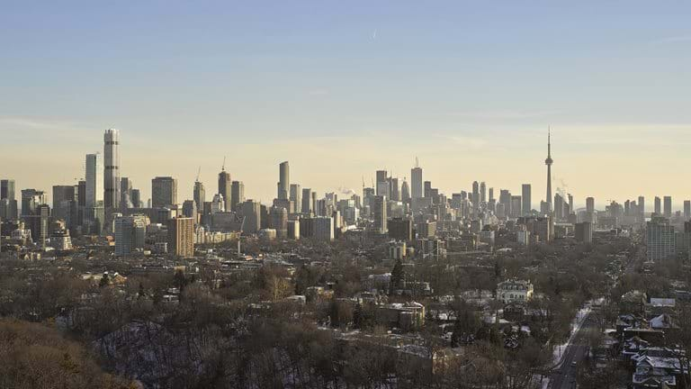 Canada's tallest building, The One breaks ground in Toronto