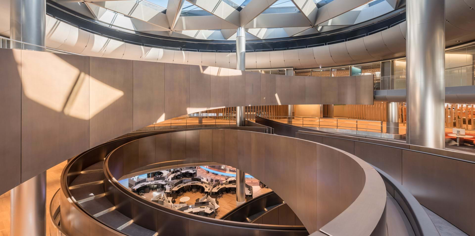 Bloomberg Architecture Projects Foster Partners