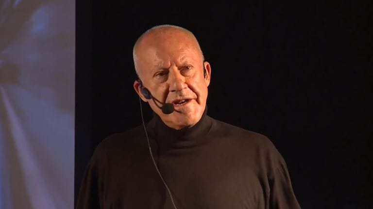 Architectural Innovation Driven by Necessity, Norman Foster, TEDx Institut Le Rosey, January 2014