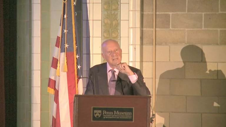 Louis Kahn Memorial Lecture, Norman Foster, August 2015