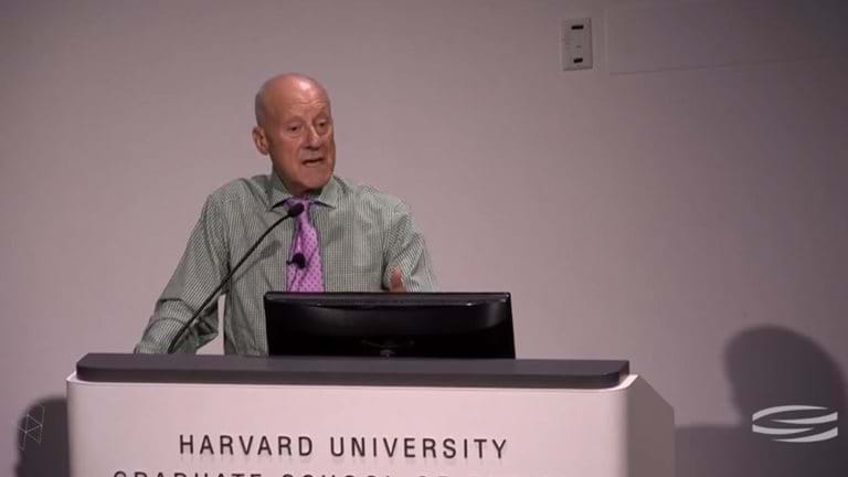 Center for Green Buildings and Cities, Norman Foster, Harvard University, November 2015