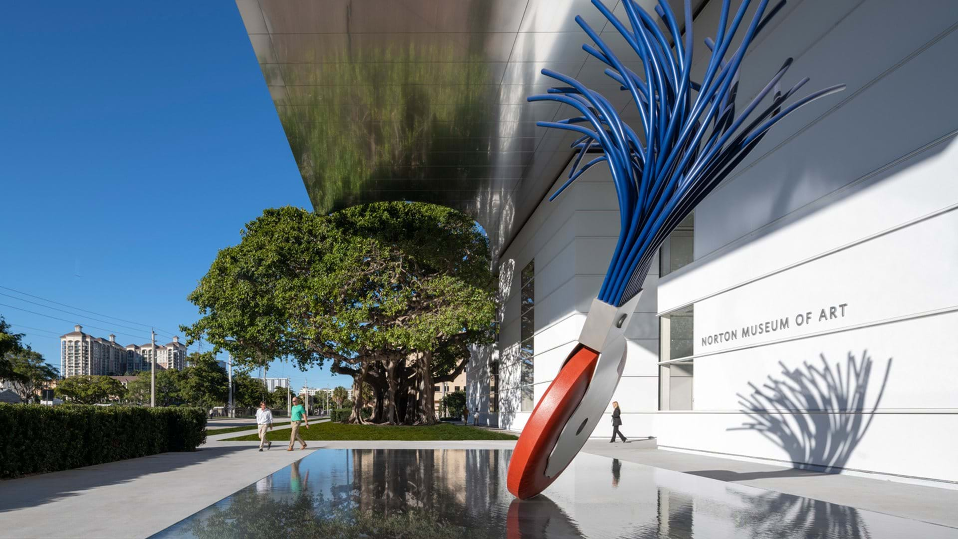Norton Museum of Art transformed | Foster + Partners