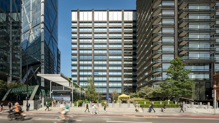 Principal Tower completion concludes Principal Place masterplan