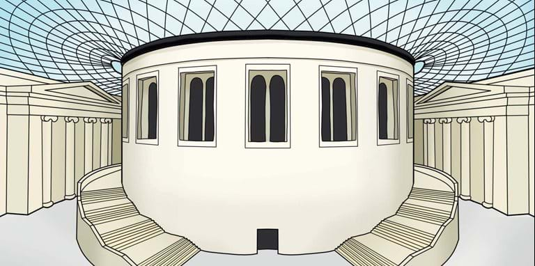 Colour our London landmarks #architecturefromhome