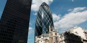 Swiss Re HQ, 30 St Mary Axe Site Visit
